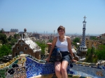 Parc Guell, dose